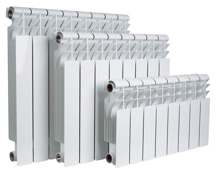 Выбор радиатора отопления | Биметаллический радиатор