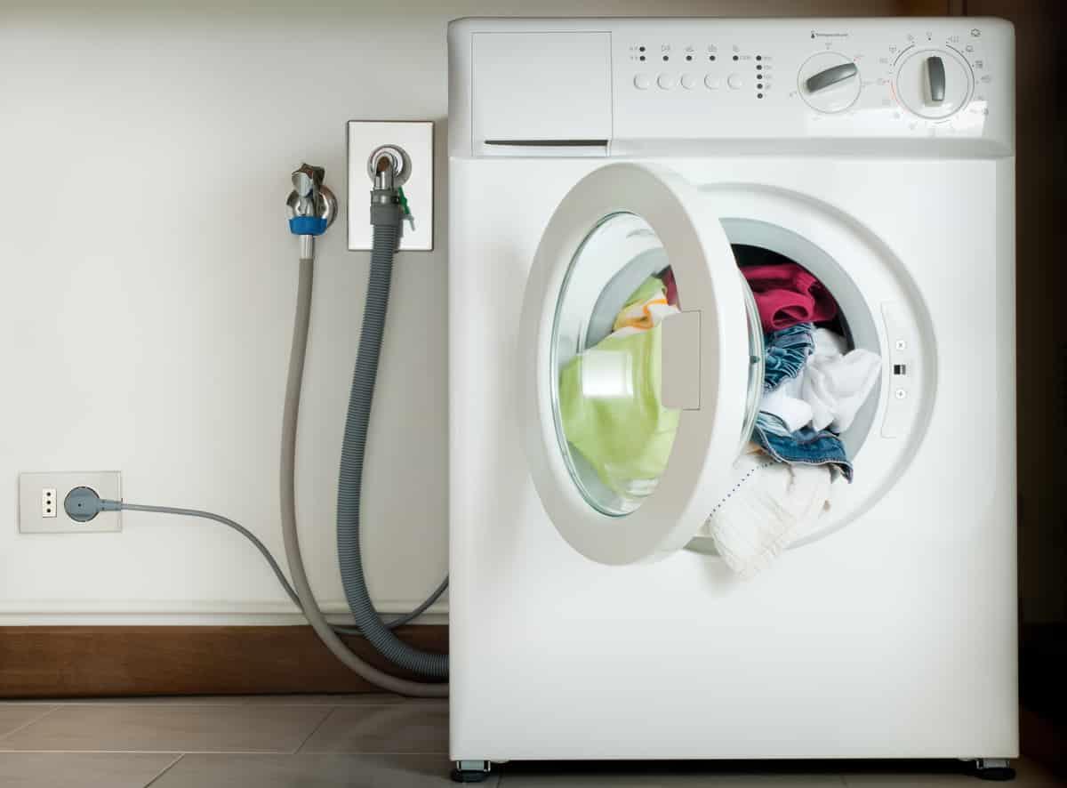 Как подключить стиральную машину | Подключение стиральной машины к канализации