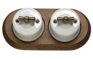 Поворотный выключатель | Выбор и установка розеток и выключателей