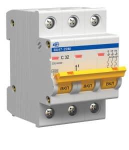 Автоматический выключатель | Выбор и установка розеток и выключателей
