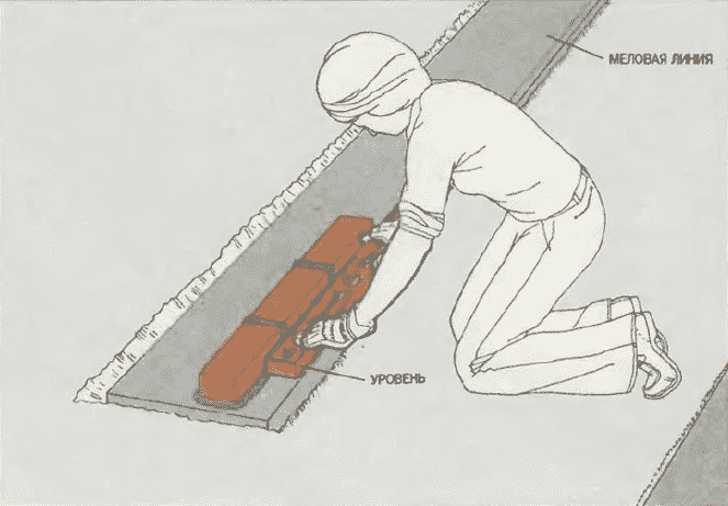 Кладка стен из кирпича | Кладка маячных рядов