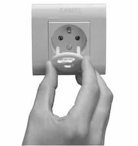 Розетка с заглушкой | Выбор и установка розеток и выключателей