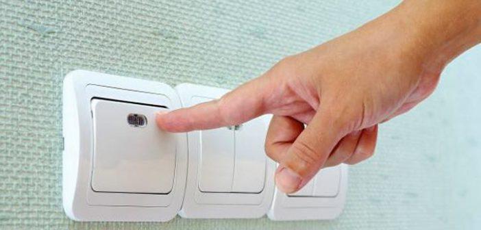 Встраиваемый выключатель | Выбор и установка розеток и выключателей