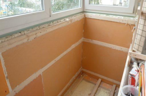 Как утеплить балкон своими руками | Как утеплить стены на балконе | Утепление балкона пеноплексом