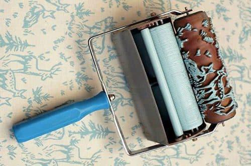 Как выбрать валик для покраски | Валик для декоративной покраски