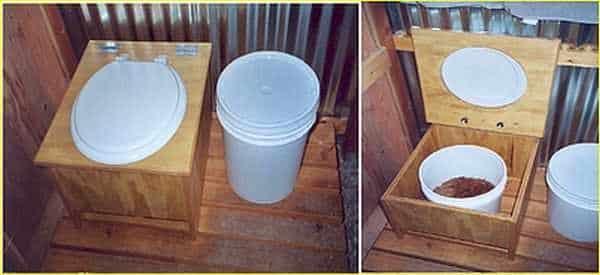 Туалет на даче своими руками | Чем заменить выгребную яму