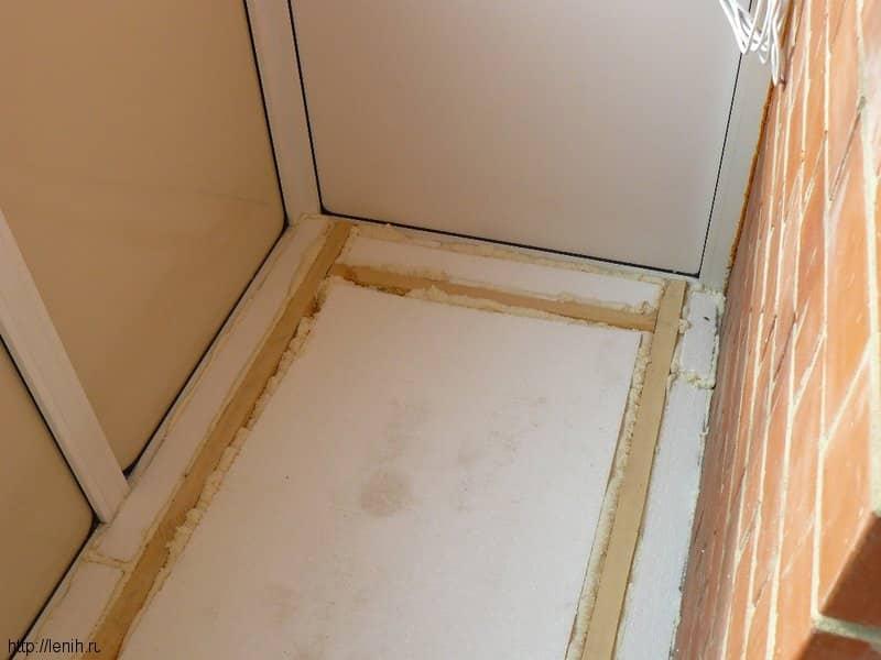 Видео ремонт утепление балкона алюминиевое остекление балкона москва