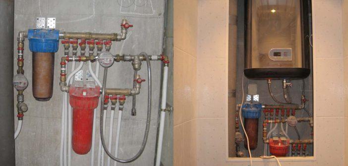 Методы очистки воды в квартире и доме | Устройство системы очистки воды в квартире