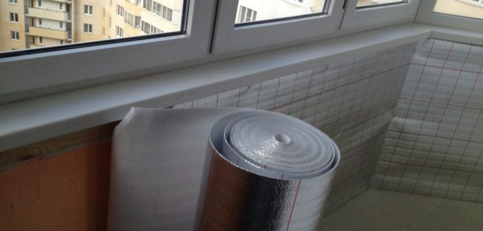 Как утеплить балкон своими руками | Как утеплить стены на балконе | Утепление балкона пенофолом