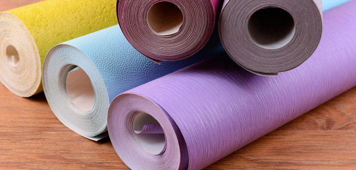 Виды отделочных материалов | Обои | Обои на бумажной основе