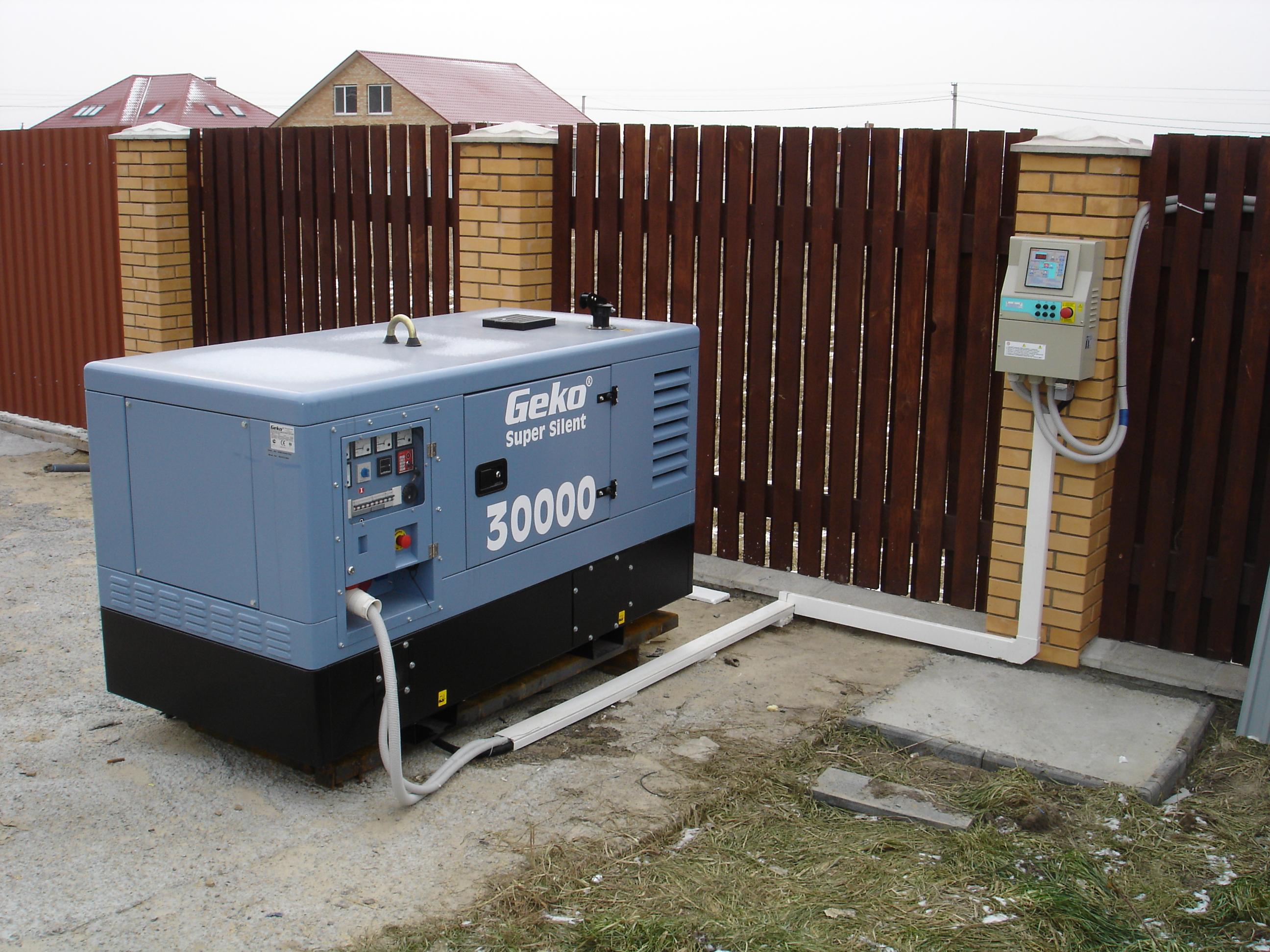 Дизельный генератор для дома | Дизельные и бензиновые генераторы, стабилизаторы напряжения