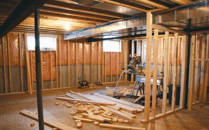 Как обустроить подвал | Баня в в подвале