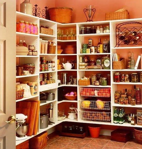 Как обустроить подвал | Хранение продуктов в подвале