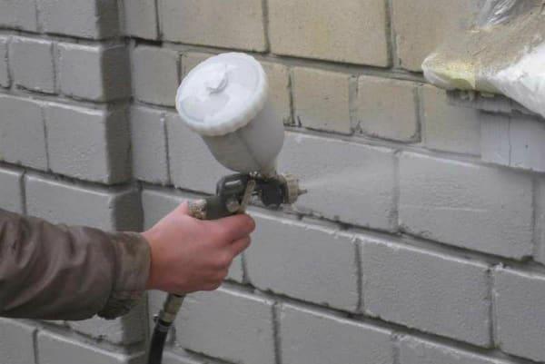 Чем и как покрасить кирпич (кирпичную стену) | Инструменты для покраски кирпича