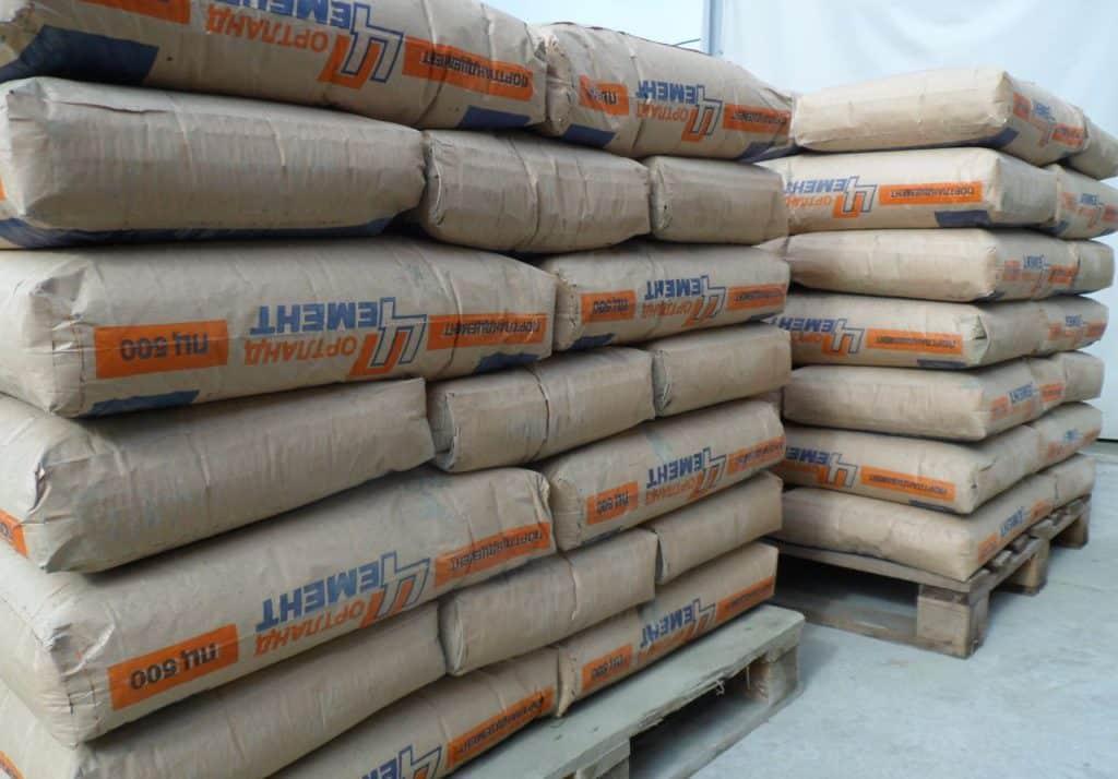 Необходимо приобретать цемент только у проверенных поставщиков