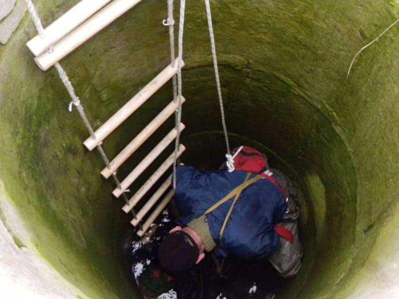 Мутная вода в колодце | Что делать, если вода в колодце мутная