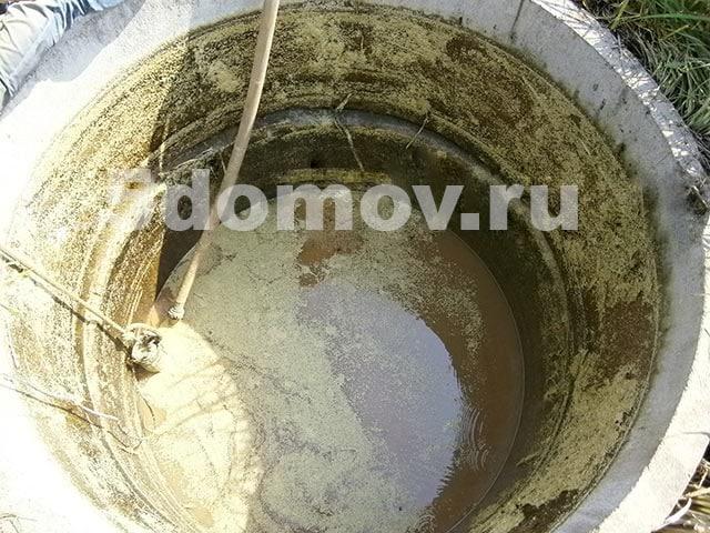 Мутная вода в колодце | Почему в колодце мутная вода