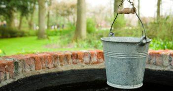 Мутная вода в колодце: причины, что делать, как очистить