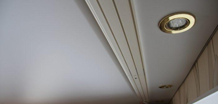 Какой карниз выбрать для натяжного потолка