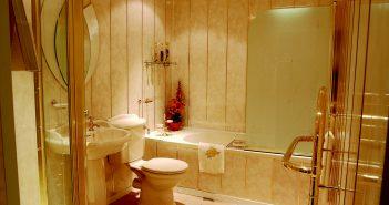 Отделка ванной вагонкой: пошаговая инструкция с фото и видео