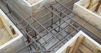 Расчет арматуры для ленточного фундамента: инструкция с примерами