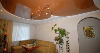 Запах от натяжного потолка: как избавиться, сколько пахнет