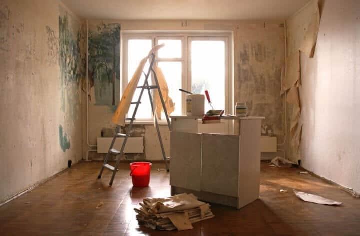 Подготовка перед покраской | Как наносить фактурную краску: инструкция с фото и видео