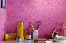 Как наносить фактурную краску: инструкция с фото и видео