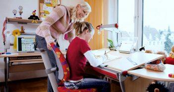 Организация рабочего места школьника