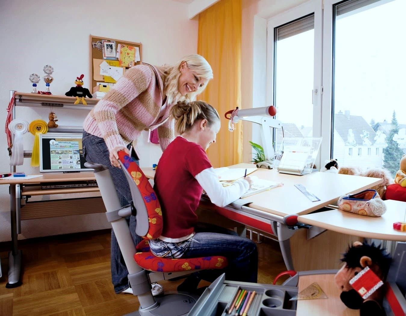Взгляд в будущее | Организация рабочего места школьника