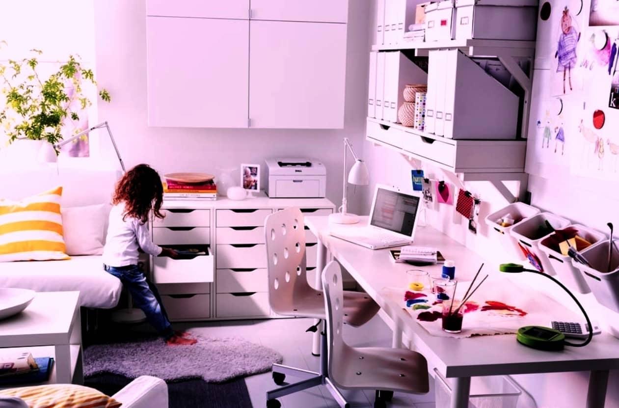 Места для хранения вещей школьника | Организация рабочего места школьника