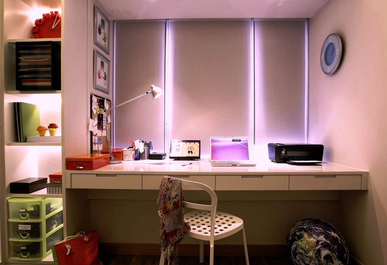 Освещение рабочего места школьника | Организация рабочего места школьника