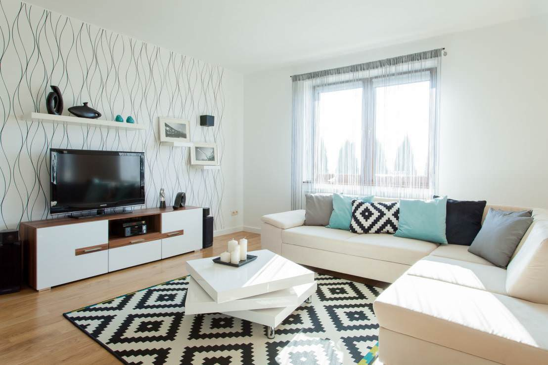 Как подобрать цвет обоев в гостиной