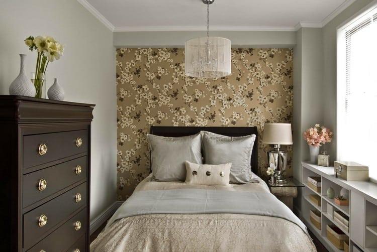 Как подобрать цвет обоев в комнату