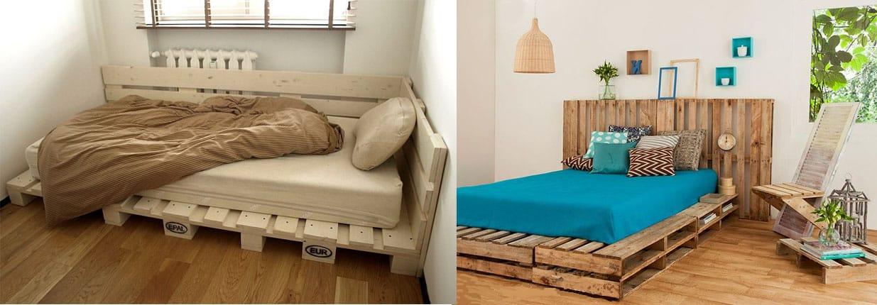 Расчет количества поддонов | Кровать из поддонов своими руками