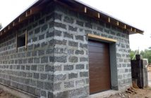 Сколько нужно блоков на гараж: как рассчитать количество, как построить