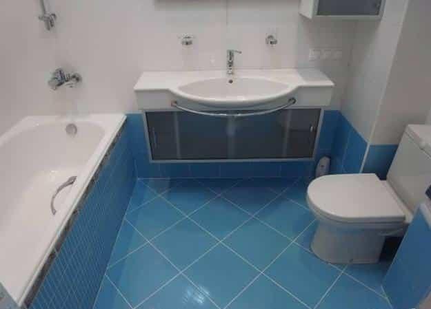 Дизайн интерьера маленькой ванной комнаты | Как обустроить маленькую ванную комнату