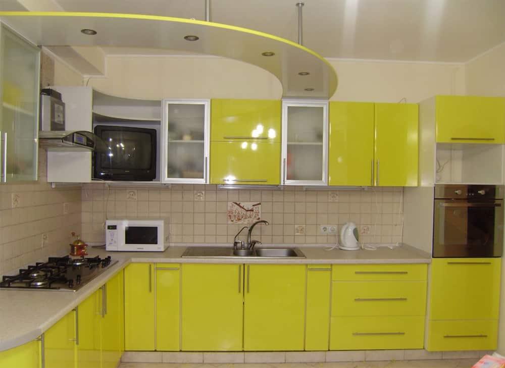 Как подобрать цвет обоев для кухни