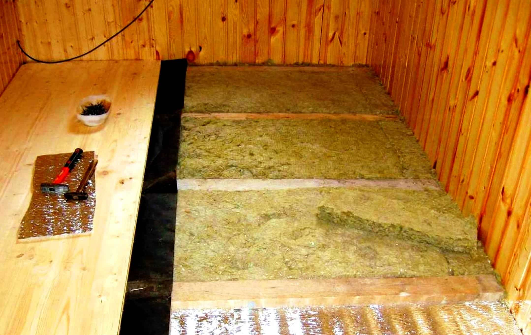 Возведение стен бани | Баня из сэндвич-панелей своими руками