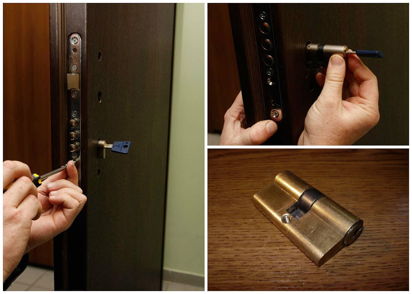 Если ключ застрял в накладном или врезном замке | Застрял ключ в замке двери, что делать