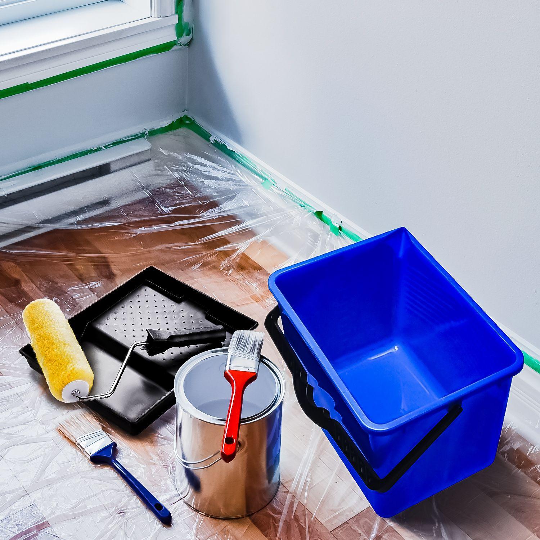 Что дешевле — обои или покраска стен | Обои или покраска стен: что лучше, что дешевле