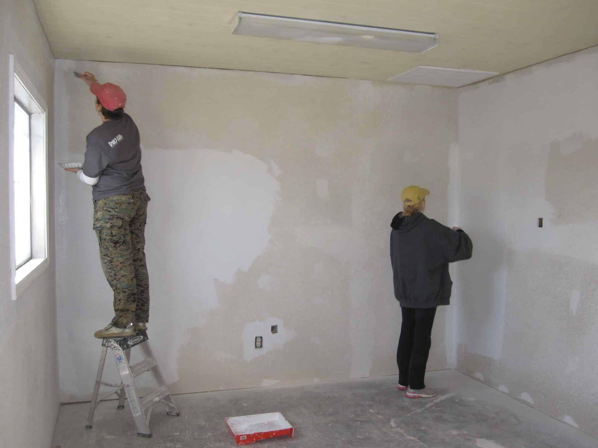 Борьба с запахом краски во время ремонта | Как избавиться от запаха краски в квартире