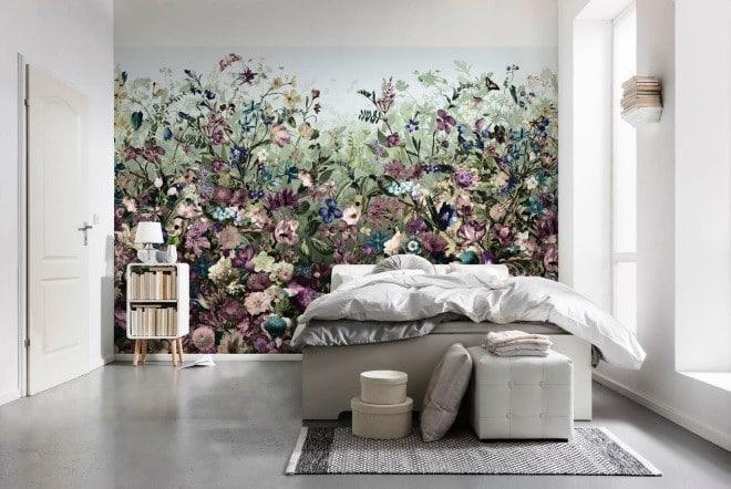 Краска или обои — что практичнее | Обои или покраска стен: что лучше, что дешевле