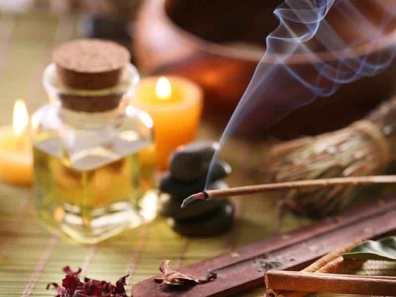 Использование ароматичных веществ | Как избавиться от запаха краски в квартире
