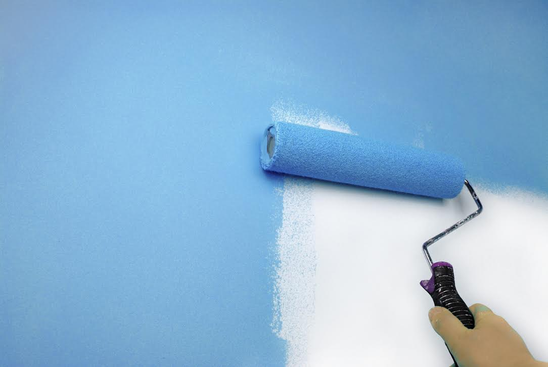Нюансы покраски и поклейки | Обои или покраска стен: что лучше, что дешевле