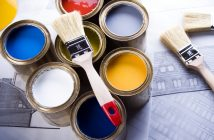 Как избавиться от запаха краски в квартире: 11 способов убрать запахи после покраски