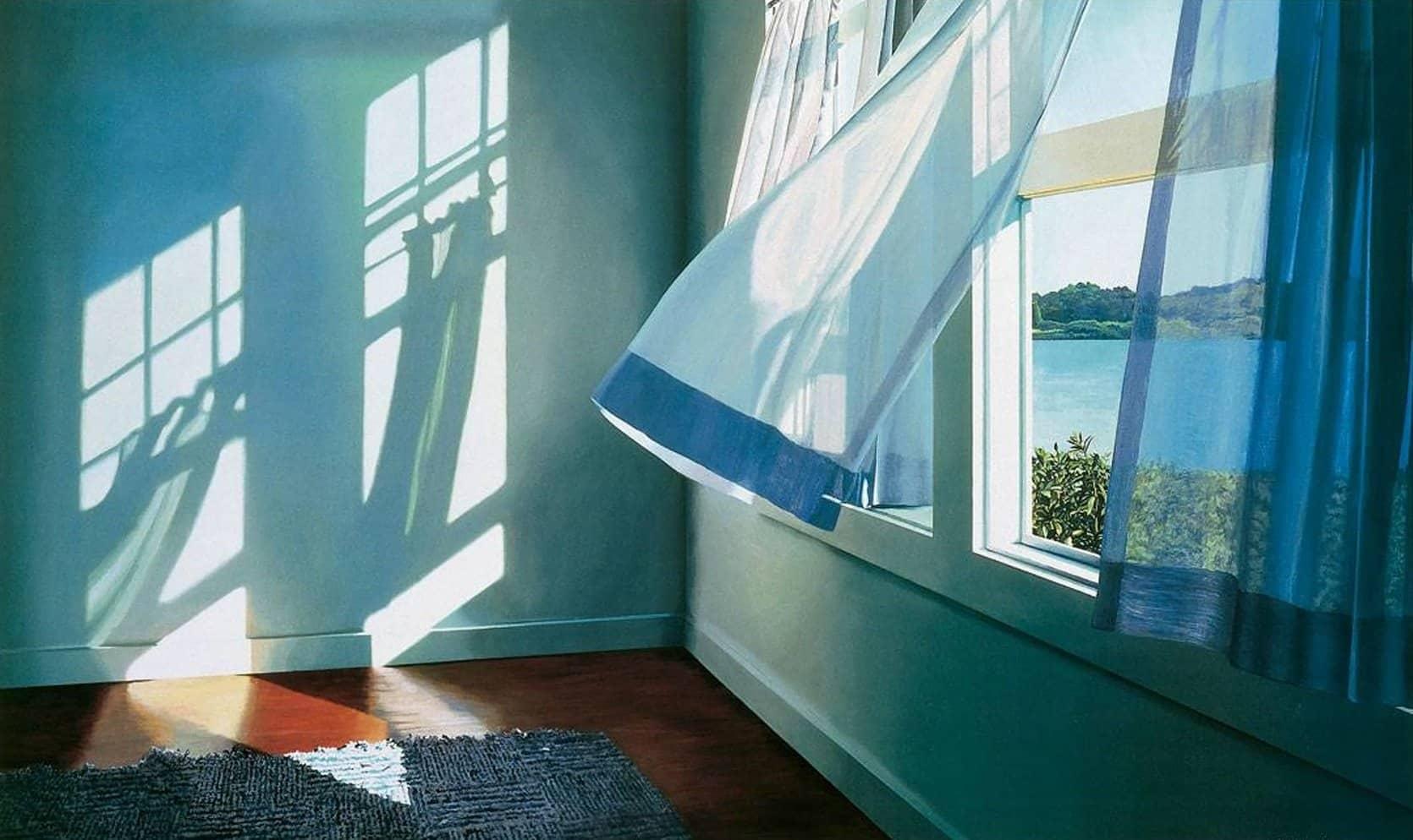 Проветривание | Как избавиться от запаха краски в квартире