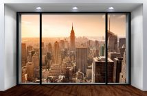 Фальш-окно своими руками: с подсветкой, из зеркал, на потолок. Пошаговая инструкция с фото и видео