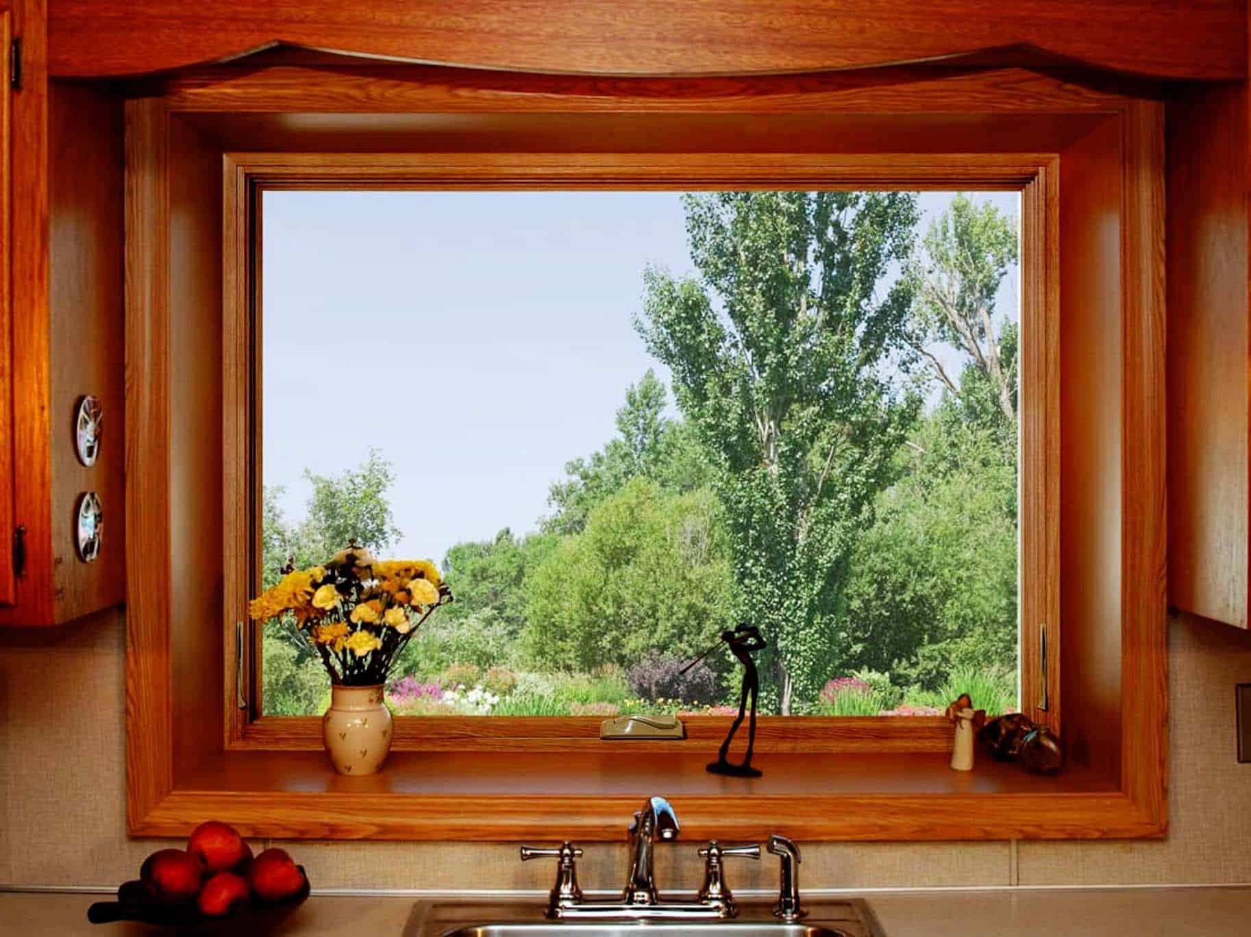 Как сделать простое фальш-окно своими руками