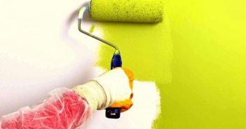 Чем и как отмыть водоэмульсионную краску